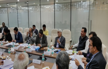 Meeting on the formulation of SOP on Anti-Profiteering, steered by GST Council Secretariat, held on 31st Jan, 2019