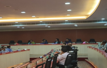 Out-reach Programme and Review Meeting of Anti-Profiteering efforts held in Bengaluru on 12th March 2019.